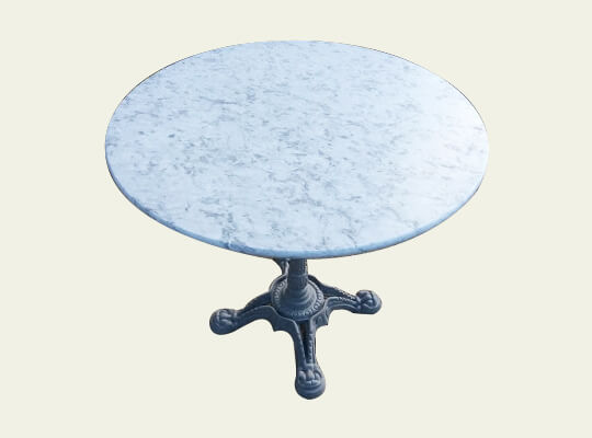 Marble Bistro Table Tops Marble Cafe Tables Bistro Life